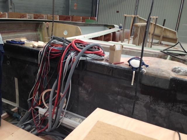 Running the wiring